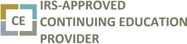IRS Approved CE Provider